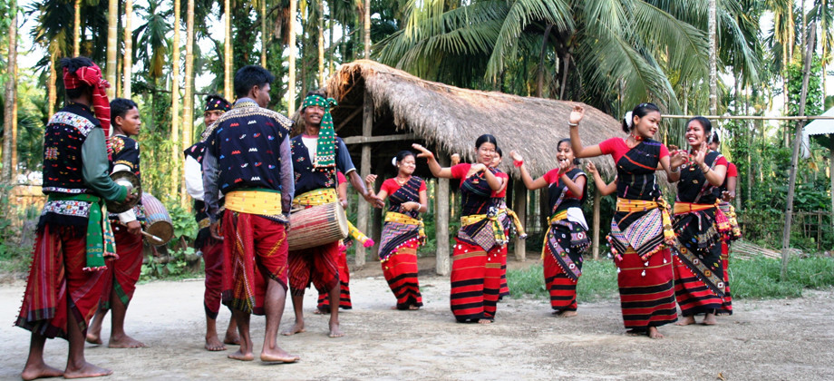 Assam, the Gateway to Northeast India