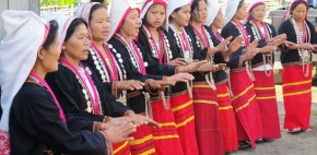 Solung dance Adi padum tribes (2)