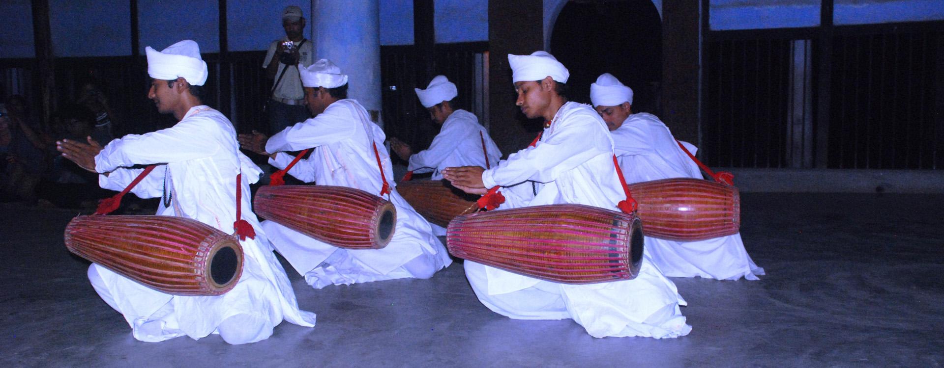 Monk in Mazuli